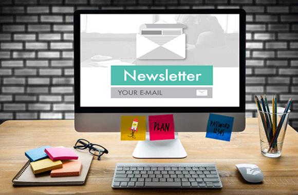 Mywebticker Newsletter